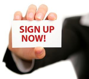 Sign Up for Weekly Newsletter!